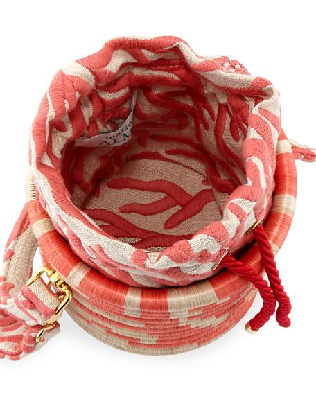Jungla Wrapped Bucket Bag