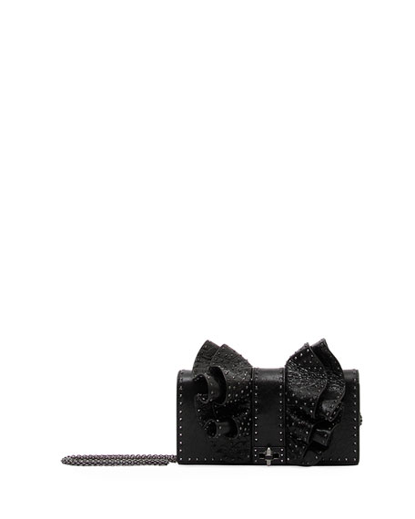 Very V. Rockstud Shoulder Bag
