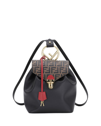 Cruise FF Embossed Calf Backpack
