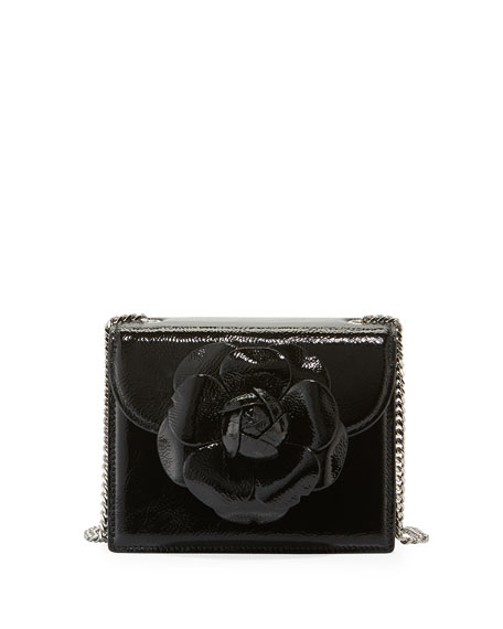 Tro Mini Crinkle Crossbody Bag