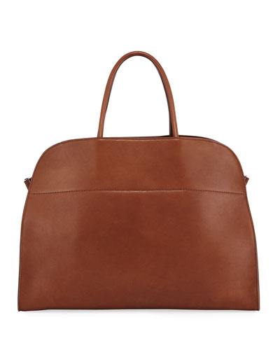 Margaux 15 Calfskin Saddle Bag
