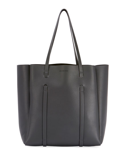 Everyday Small Leather Tote Bag