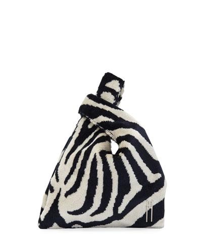 Venetian Brocade Mini Shopper Tote Bag