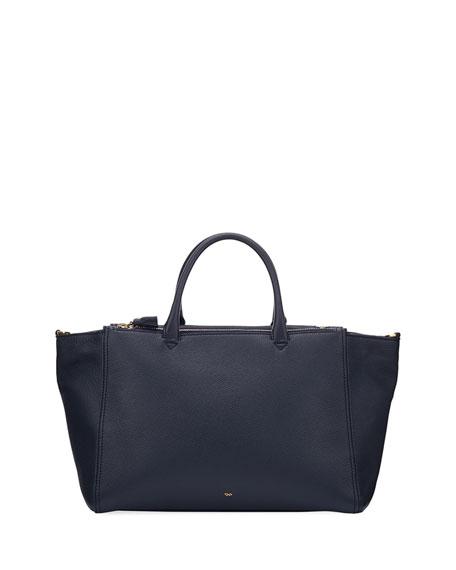 Vere Soft Mini Grain Tote Bag