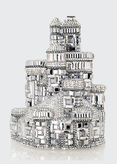 Schloss Castle Crystal Clutch Bag