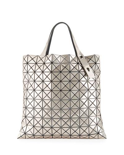 Platinum Patchwork Tote Bag