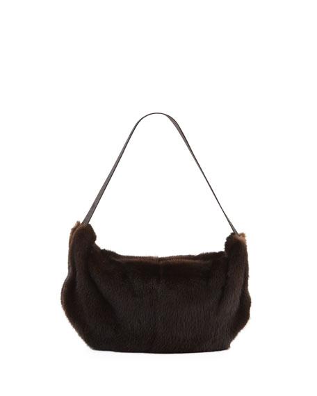 Saks Potts Betty Mink Fur Shoulder Bag