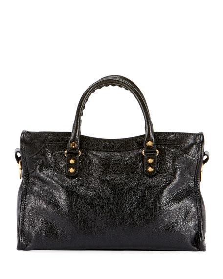 Classic City Satchel Bag