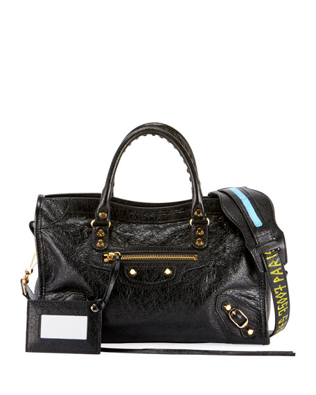 Balenciaga Classic City Satchel Bag