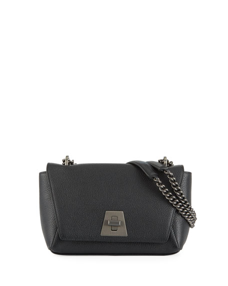 Akris Anouk Day Small Cervo Calf Shoulder Bag