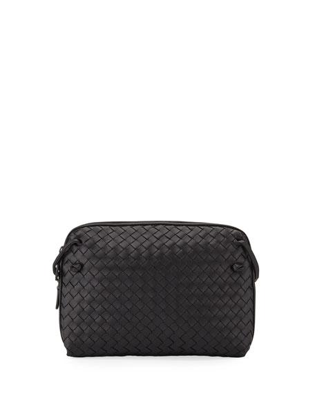 Bottega Veneta Nodini Small Intrecciato Leather Shoulder Bag