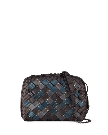 358f06774b17 Bottega Veneta Antique Fringe Small Crossbody Bag