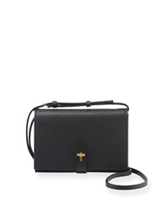 T Lock Large Crossbody Bag by Tom Ford