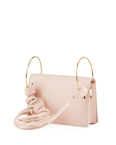 Leather Dia Shoulder Bag