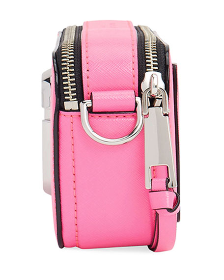 Snapshot Fluoro Crossbody Bag