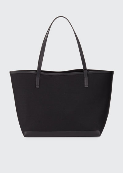 Park Linen Shoulder Tote Bag