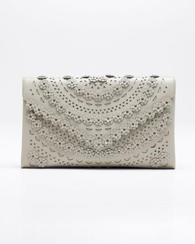 New Vienne Envelope Clutch Bag