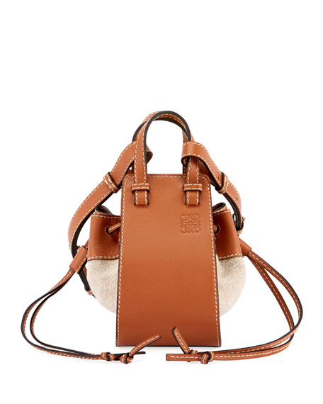 Loewe Hammock Mini Classic Shoulder Bag