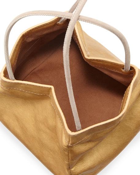 Rita Metallic Tote Bag
