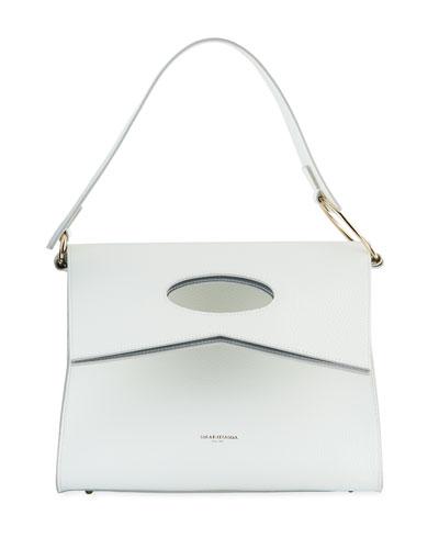 Virginia Leather Shoulder Bag