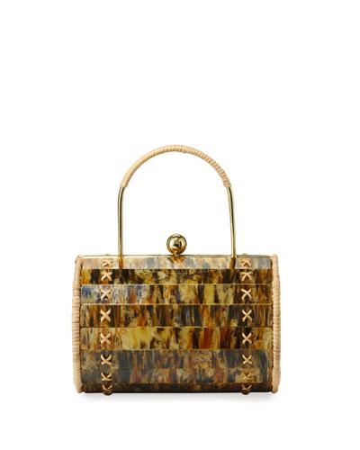 Horn Alix Top Handle Bag