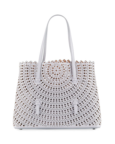 New Vienne Small Shopper Tote Bag