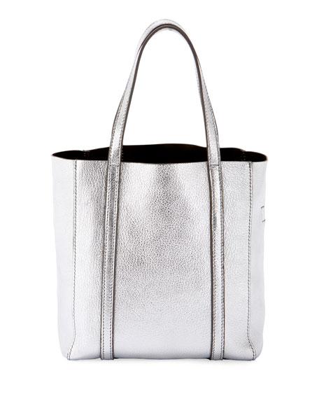 Every Day XXS AJ Metallic Leather Tote Bag