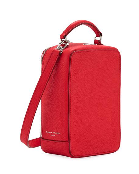 Le Pave Leather Box Bag