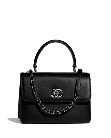 b05f60d49cf797 CHANEL Small Flap Bag with Top Handle