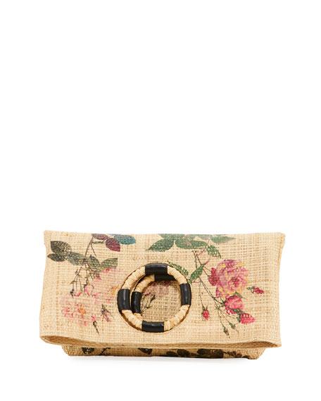 Rosae Woven Tote Bag