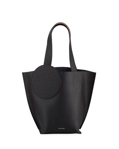 Eider Leather Mini Tote Bag