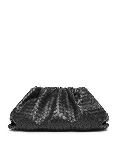Lauren Intrecciato Soft Pouch Clutch Bag Quick Look. Bottega Veneta 95e278517e17c