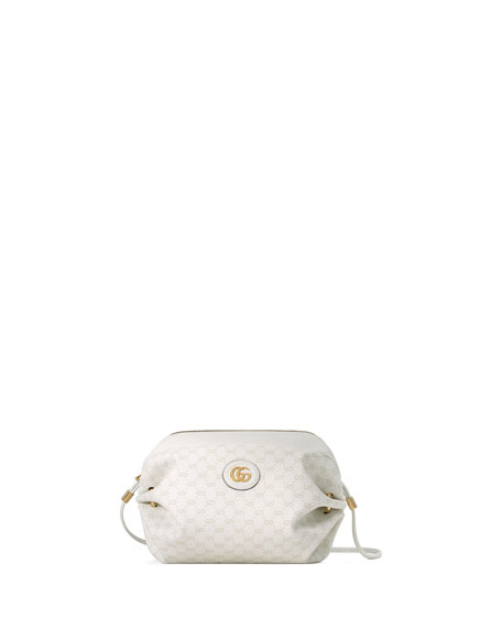 Candy Mini Canvas Crossbody Bag