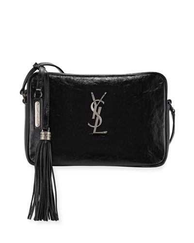 Lou Monogram Crossbody Bag