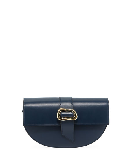 ADEAM Soiree Moon Clutch Bag