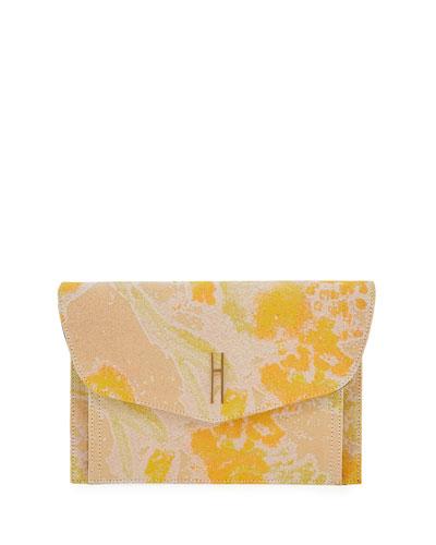 Bobby Brocade Clutch Bag