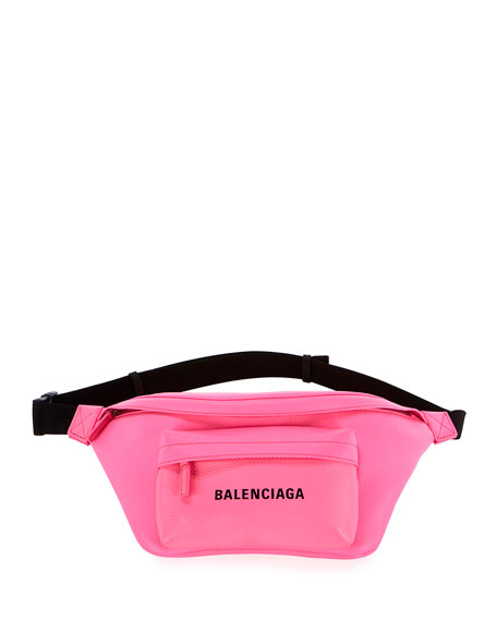 Everyday Leather Belt Bag/Fanny Pack