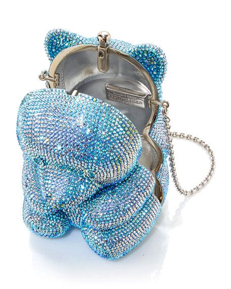 Gummy Teddy Bear Clutch Bag