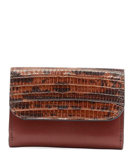 C Mini Tri-Fold Wallet