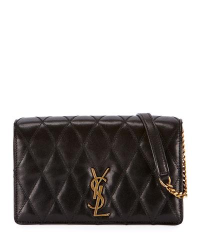 d8249e5cb Saint Laurent Handbags : Shoulder & Satchel Bags at Bergdorf Goodman
