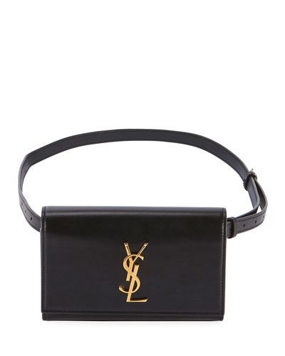 Kate Calfskin Leather Belt Bag