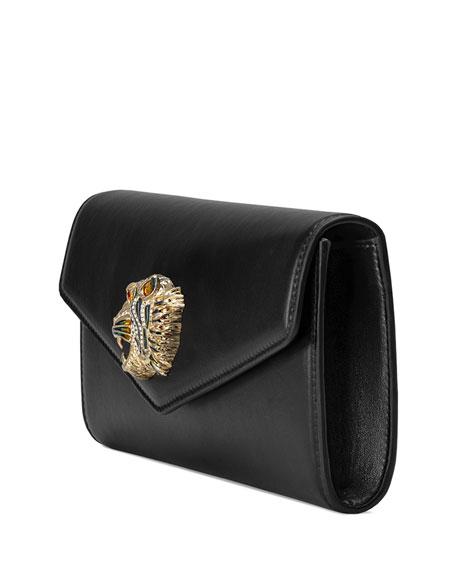 Broadway Napa Leather Clutch Bag