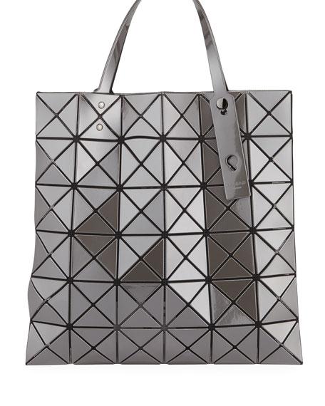 Platinum Glossy Tote Bag