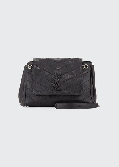 Nolita Flap Double Shoulder Bag