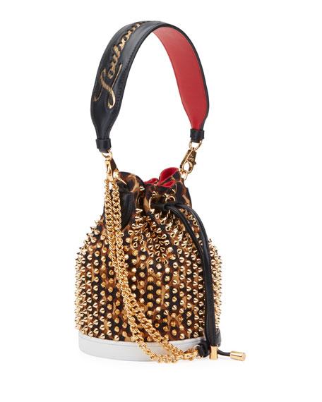 Marie Jane Loubirun Bucket Bag