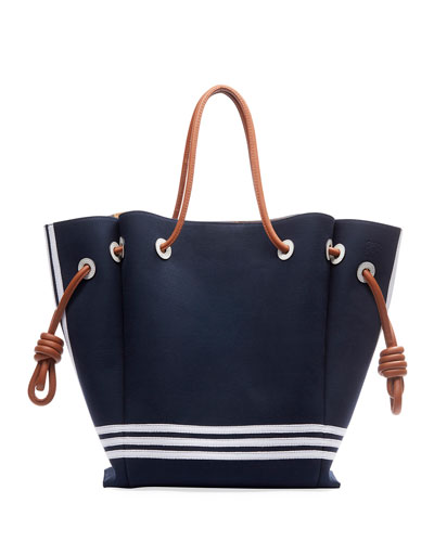 Flamenco Knot Sailor Tote Bag