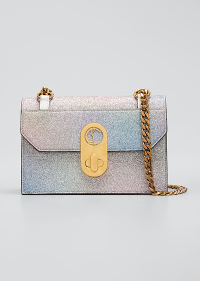 Elisa Mini Glitter Shoulder Bag