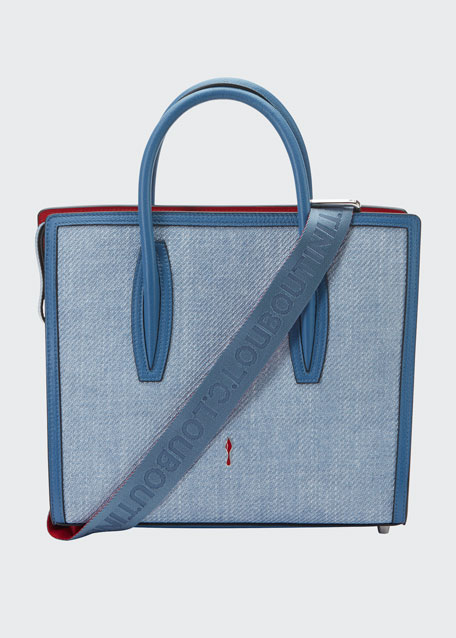 Paloma Medium Empire Canvas Tote Bag