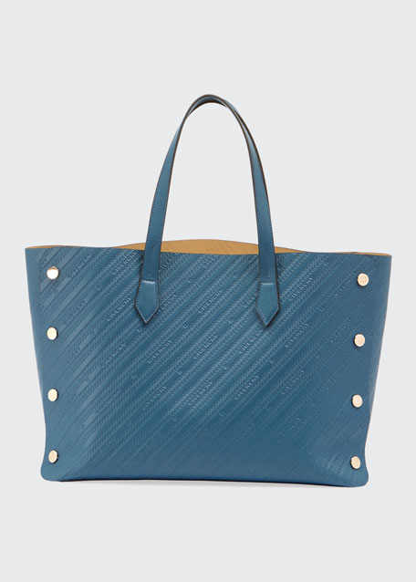 Cabas Studded Medium Shopping Tote Bag by Givenchy