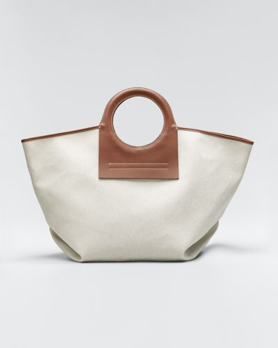 Canvas Cala Tote Bag